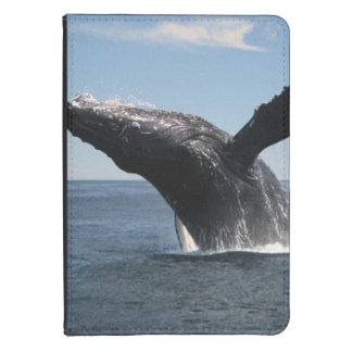 Adult Humpback Whale Breaching Kindle Touch Case