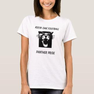 ADULT KLEIN OAK FOOTBALLPANTHER PRIDE T-Shirt