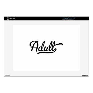 adult laptop decal