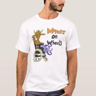 Adult Monster on Wheels T-Shirt