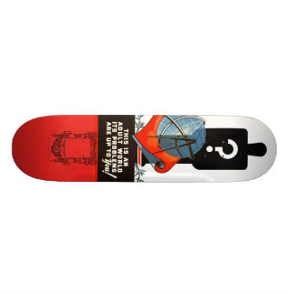 Adult Problems Skateboard Deck