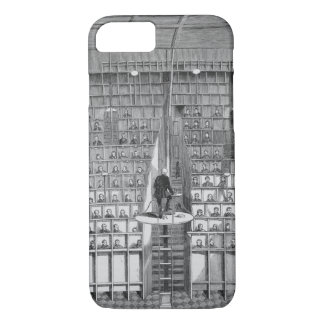 Adult School in the Chapel, on the Separate System iPhone 7 Case