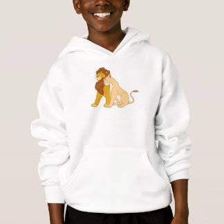 Adult Simba de rey y Nala Disney del león