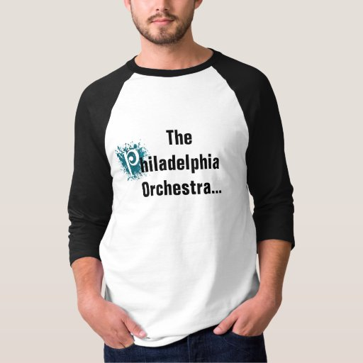 Adult Size Team Philadelphia Orchestra T-Shirt