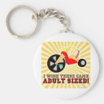 Adult Sized! Key Chains