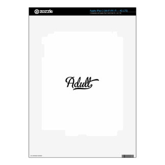 adult skin for iPad 3