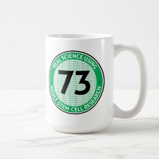 Adult Stem Cell Research Coffee Mug