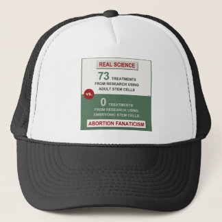 Adult Stem Cell Research Trucker Hat