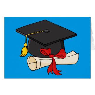Adult Student Graduation Card