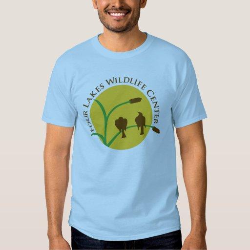 Adult t-shirt - Light Blue