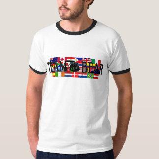 Adult Team Bear World Ringer T-shirt