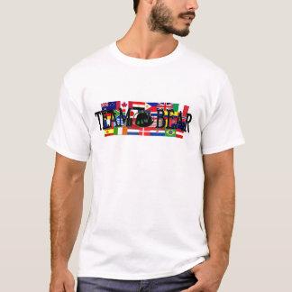 Adult Team Bear World T-shirt