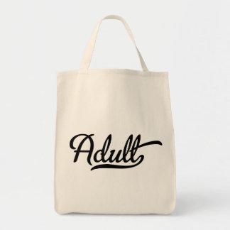adult tote bag