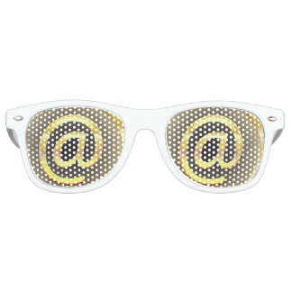 @ Adult Wayfarer Party Shades, White Wayfarer Sunglasses