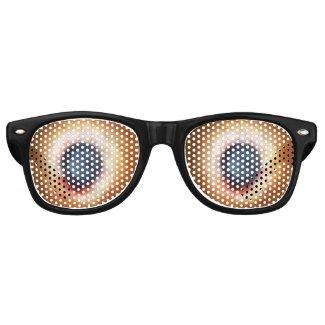 Adult Wayfarer Zombie Eye Glasses