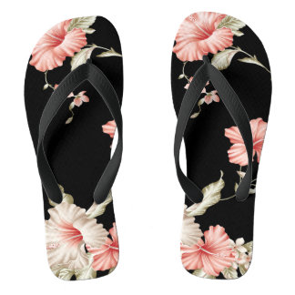 Adult, Wide Strap Flip Flops/Lillies Flip Flops