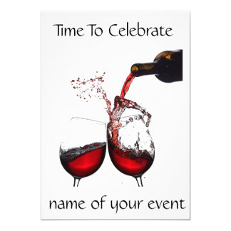 ****ADULT WINE PARTY NVITATION***** CARD