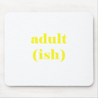 Adultish Mouse Pad