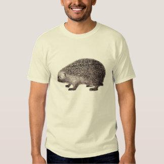 Adulto de la camiseta del erizo polera