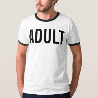 adulto playera