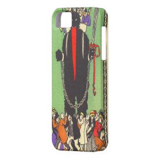 Adultos del secuestro de Krampus Funda Para iPhone SE/5/5s