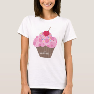 ADULTS CLOTHING :: sweet cupcake T-Shirt