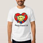 Adults Friendly Planet Club T-Shirt