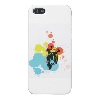 Adv Riding Colorfull iPhone SE/5/5s Cover