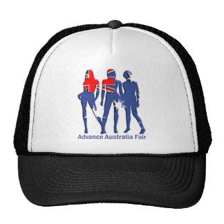 Advance Australia Fair, Australia T-Shirts! Trucker Hat