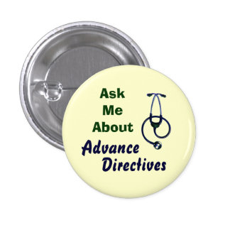 Advance Directive Button Ask Me Healthcare