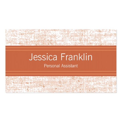 personal assistant business card templates bizcardstudio