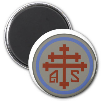 Advance Sector 2 Inch Round Magnet