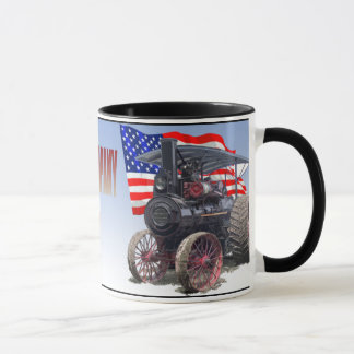 Advance Steam Traction Engine Mug