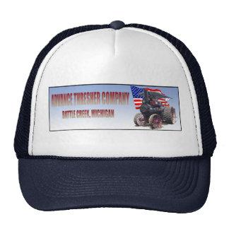 Advance Steam Traction Engine Trucker Hat