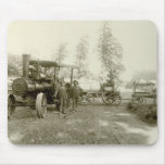 Advance Thresher Co. Traction Engine Mousepad