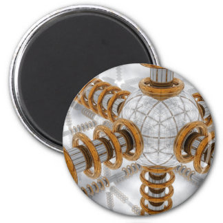 Advanced Automation 2 Inch Round Magnet