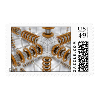 Advanced Automation Postage Stamp