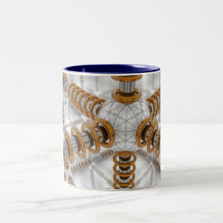 Advanced Automation Two-Tone Coffee Mug
