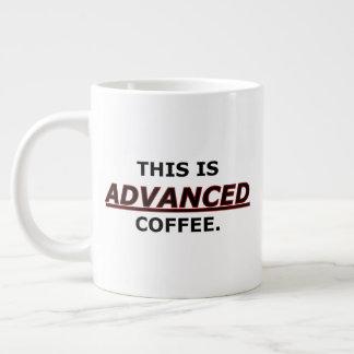 Advanced Coffee Jumbo Coffee Mug