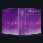 """Advanced Crystal Master Binder<br><div class=""""desc"""">Is this thing HOT or what??? Binder made for our Advanced Crystal Master students. Perfect for placing all your transcripts,  module notes &amp; resources.</div>"""