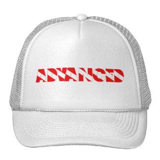 Advanced Diver Text Design Shirt Trucker Hat