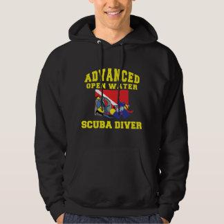 Advanced Open Water SCUBA Diver Hoodie