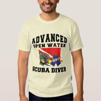 Advanced Open Water SCUBA Diver T-shirt