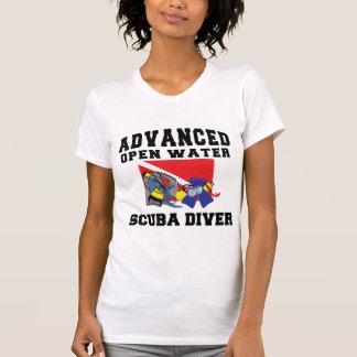 Advanced Open Water SCUBA Diver T Shirt