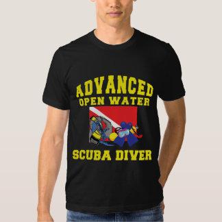 Advanced Open Water SCUBA Diver Tee Shirt