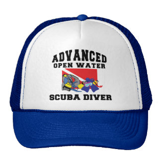 Advanced Open Water SCUBA Diver Trucker Hat