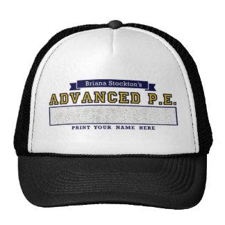 ADVANCEDPEprint-1 Trucker Hat