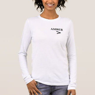 Advancement of the Species AMBER Long-Sleeve Shirt
