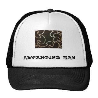 Advancing Man Cap Trucker Hat
