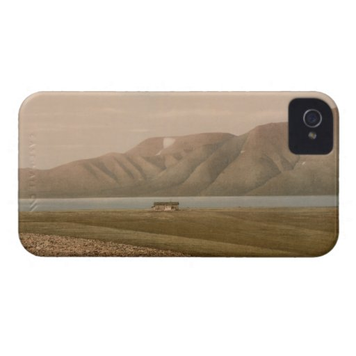 Advent Bay, Svalbard, Norway iPhone 4 Cases